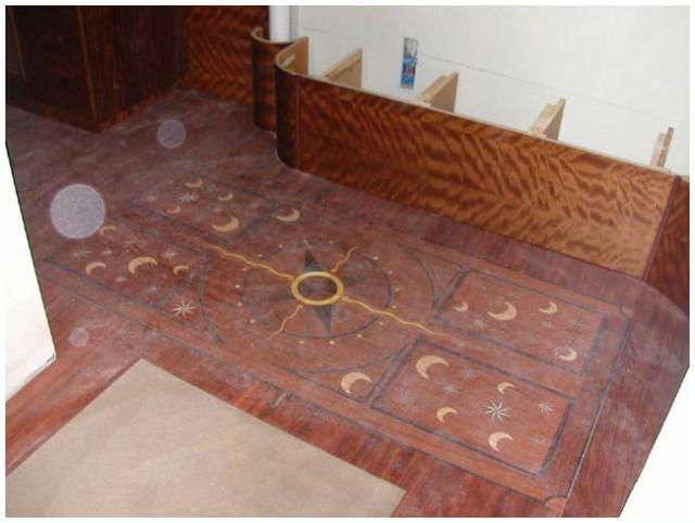 Designers Hardwood Floors eclectic-family-room