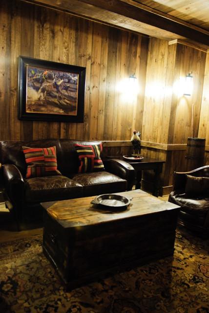 Devil's Thumb Lodge rustic