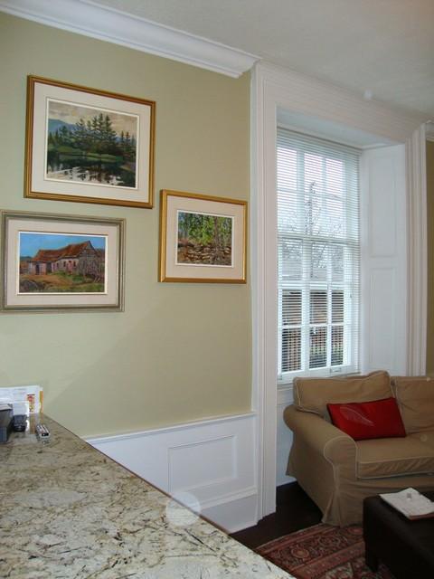 DIANE GRANANDER DESIGN traditional-family-room
