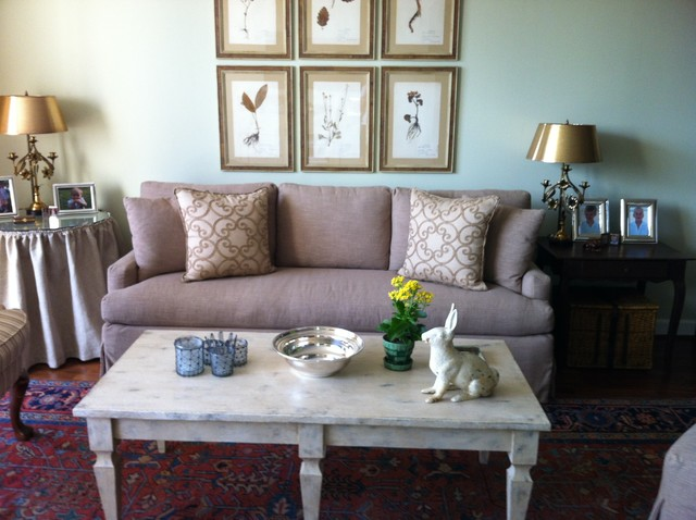 downtown modern traditional family room austin by laughlin