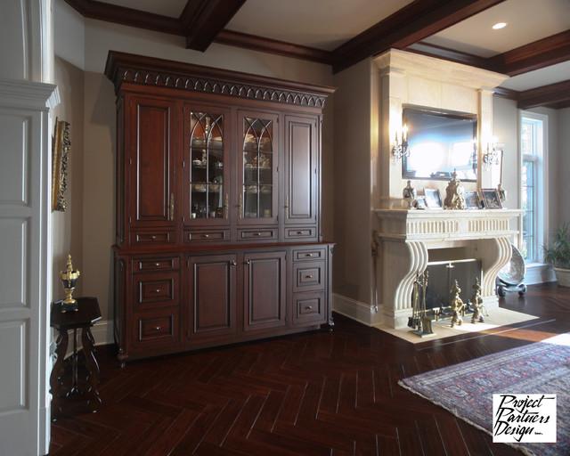 Dream Family Room traditional-family-room