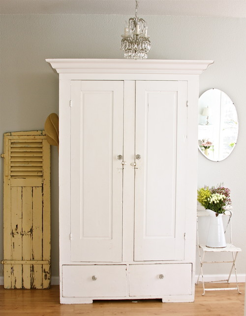 Old World Elegance in Your Coastal Home: The Armoire ...