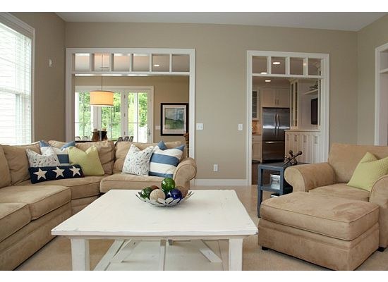 Dwellings transitional-family-room