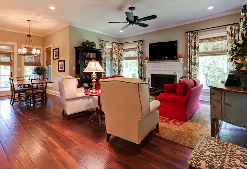 East End I traditional-family-room