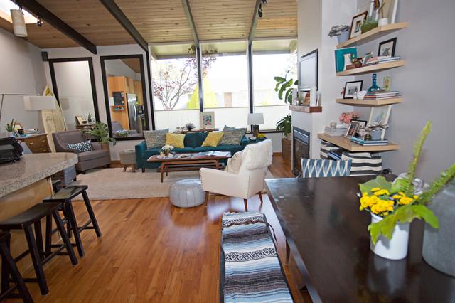 Easter Street Residence contemporary-family-room