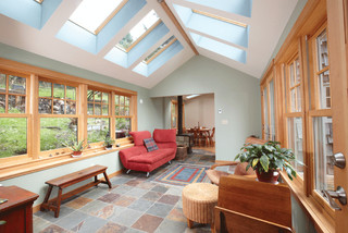 2012 CotY Award-Winning Additions - Eclectic - Family Room - portland - by National Association ...