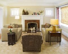 Niche Interiors: San Francisco Interior Design Services eclectic-family-room