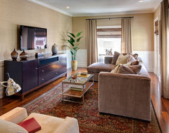 Franco A. Pasquale Design Assoc. , Inc. eclectic-family-room