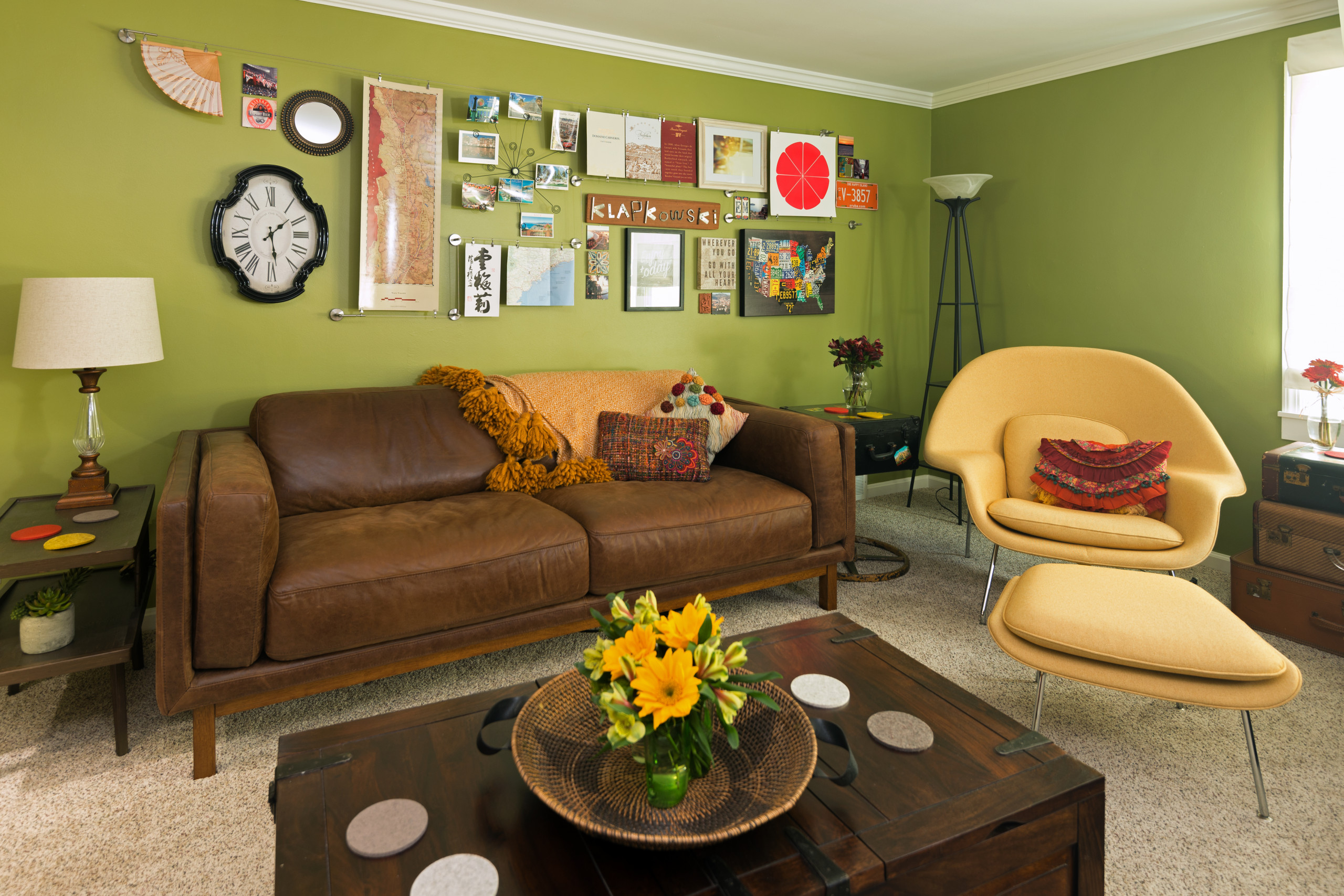 Eclectic with a Mid-Century Modern Flair