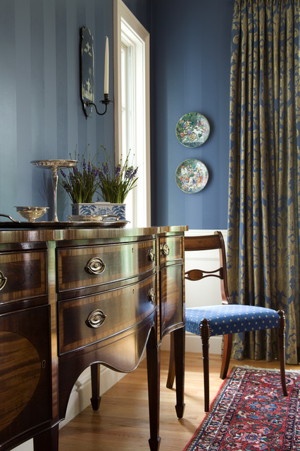 Edwina Drummond Interiors traditional-dining-room