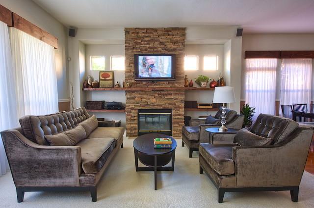 Genial Elegant Family RoomContemporary Family Room, Phoenix