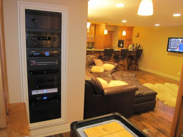 home server room design home design and style. Black Bedroom Furniture Sets. Home Design Ideas