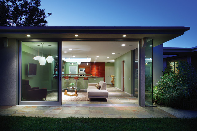 Mid Century Modern Homes hope for the future: lessons from midcentury modern design