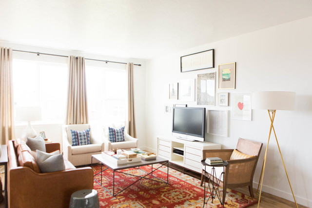 Englefield Heights at The Highlands transitional-family-room