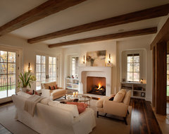 English Country in Northome traditional family room