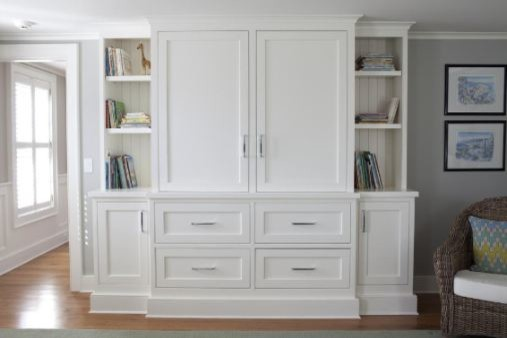 Entertainment Center Ideas - Traditional - Family Room - Chicago