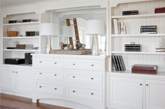 Entertainment Center Ideas traditional-family-room