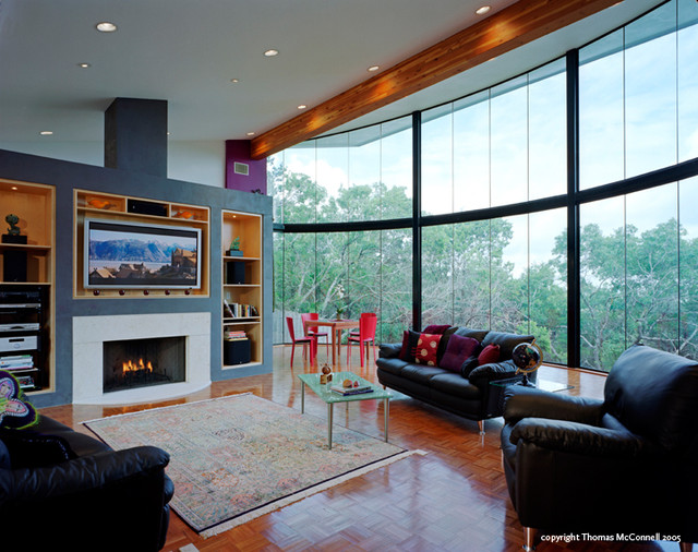 Epic Game Room - Contemporary - Family Room - Austin - by ...