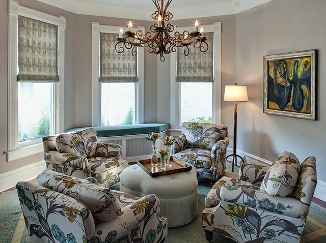 Evanston Modern Historic traditional-family-room