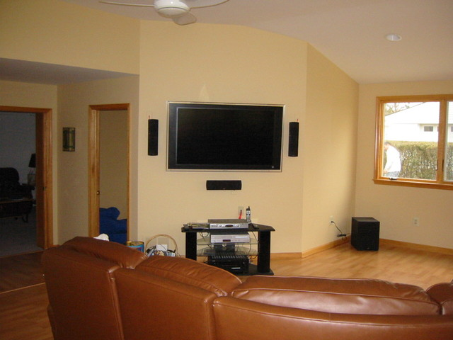 Examples of work traditional-family-room