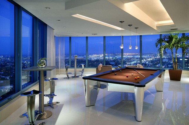 EXCALIBUR Pool Table By MITCHELL By MITCHELL Pool Tables  Contemporary Family And Games Part 68