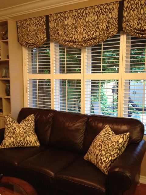 Fabulous Family Room transitional-family-room