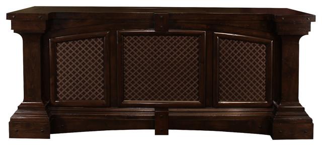 Fairbanks Rustic Tv Lift Furniture Us Made Hidden Cabinet Family