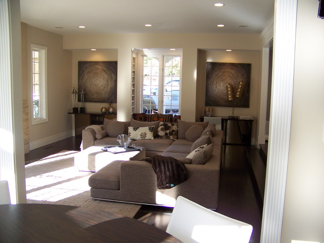 family contemporary-family-room