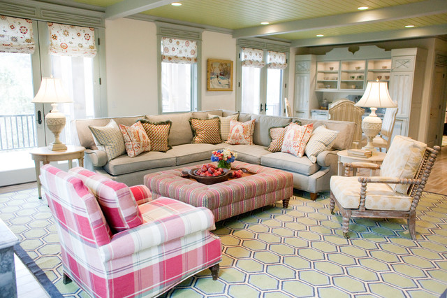 Family retreat traditional family room salt lake - Houzz living rooms with sectionals ...
