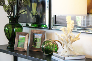 Family Room accessories eclectic family room
