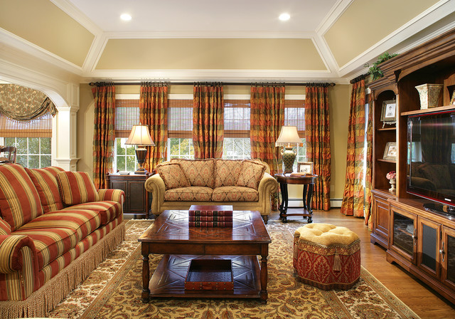 Family Room Addition Traditional Family Room New