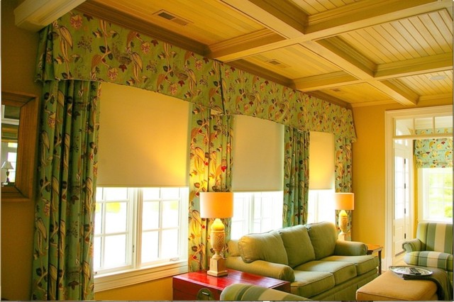 Marena James traditional-family-room