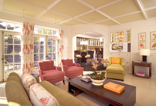 Sun and Stone eclectic-family-room