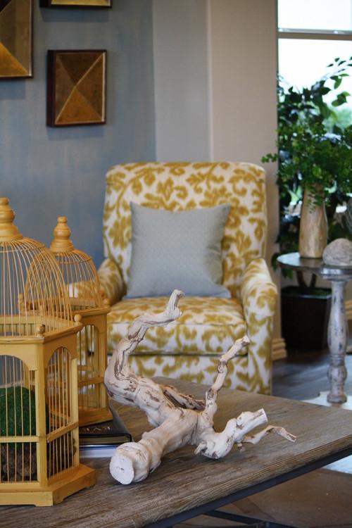 Duart house finch way decorating