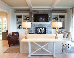Family Room traditional-family-room