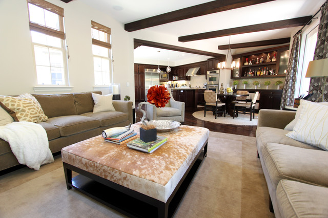 Stiles Fischer recent projects contemporary-family-room