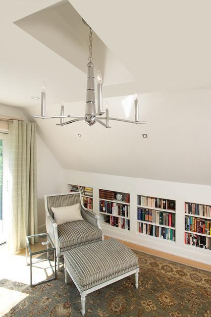 Family room modern-family-room