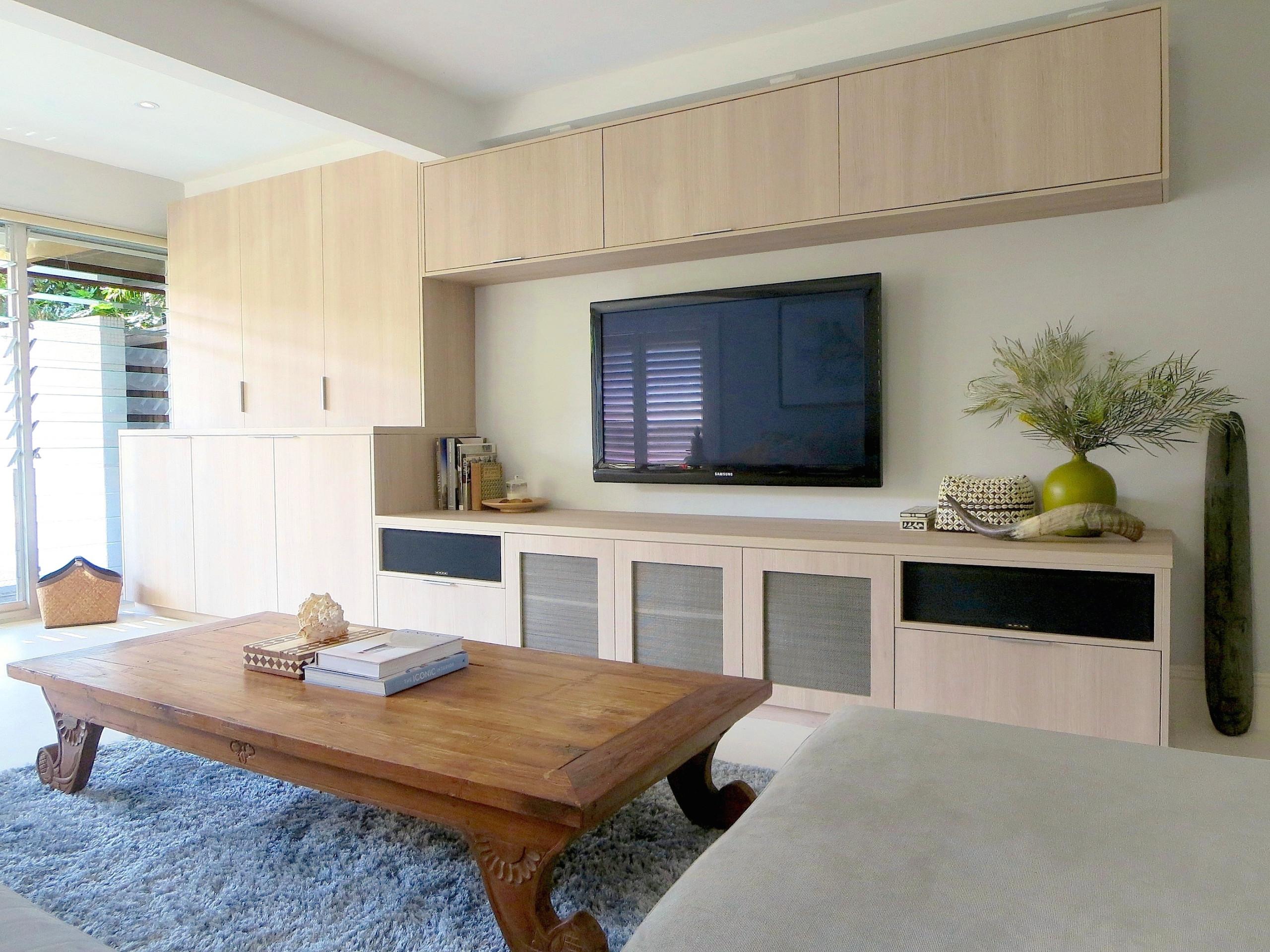 Family Room - Residence - Crows Nest, Sydney