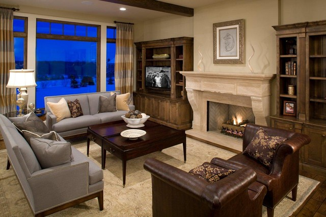 Family Room craftsman-family-room