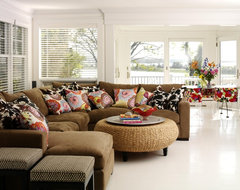 Family Room eclectic-family-room
