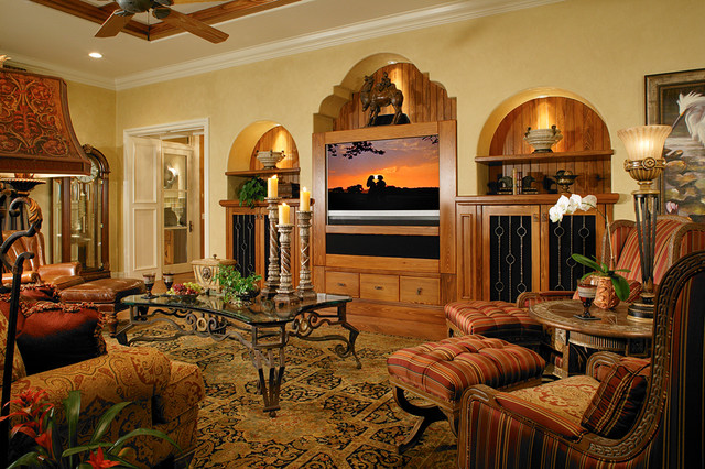 Family Rooms traditional-family-room