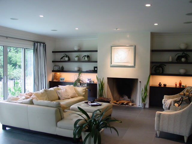 Family Rooms contemporary-family-room