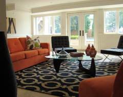 Familyroom contemporary family room