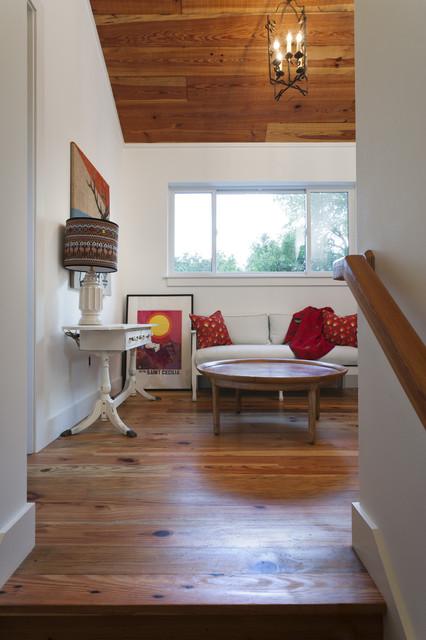 Farmhouse Landing Nook farmhouse-family-room
