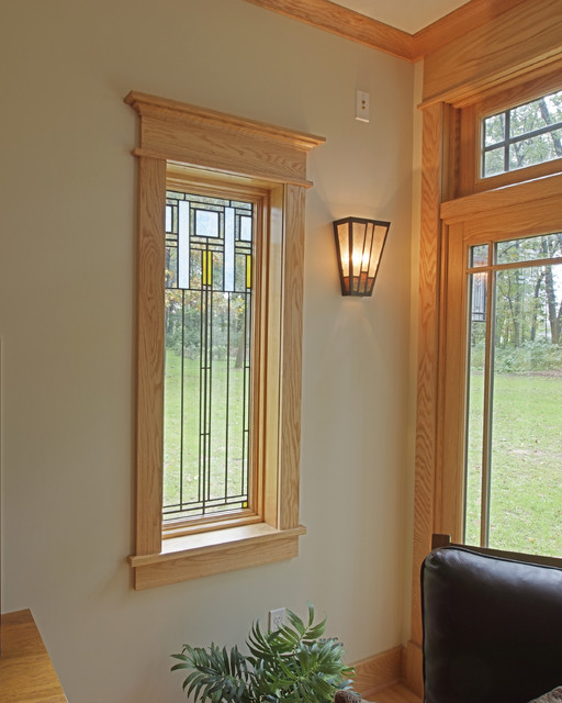 Interior Window Trim Design Ideas. Beautiful Pictures Of Moulding On ...