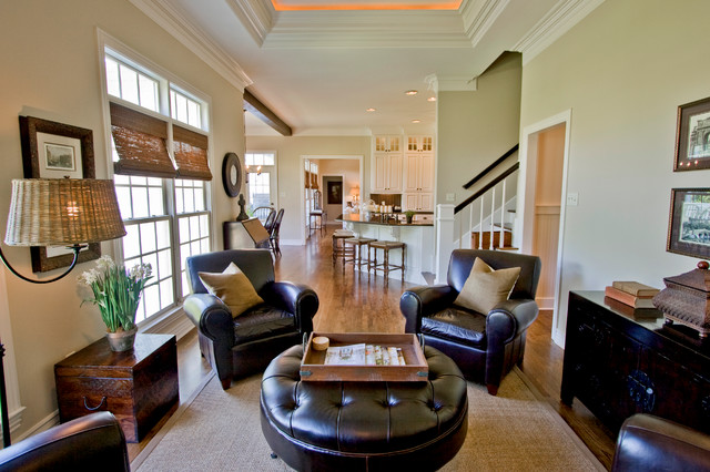 Farnham Loop Family Room traditional-family-room
