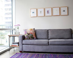 Feizy Rugs contemporary family room