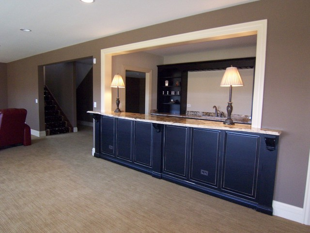 Finished Basements family-room