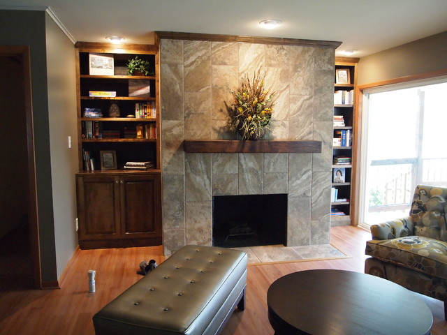 ... - Traditional - Family Room - indianapolis - by Karla Shone Designs