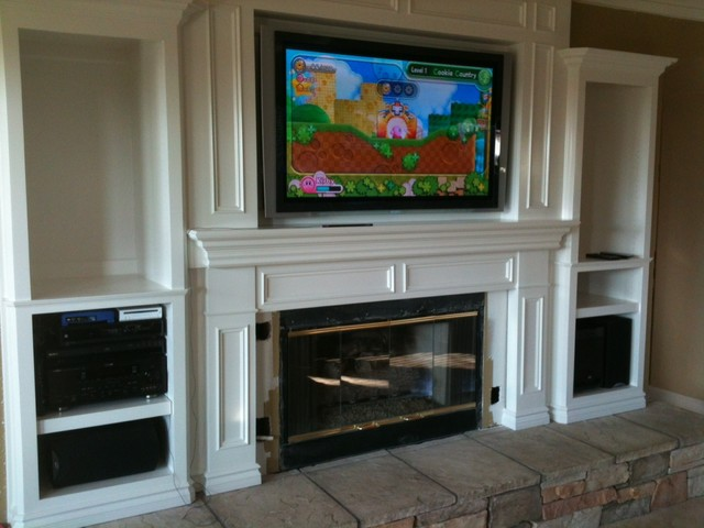 Flat Panel TV Install